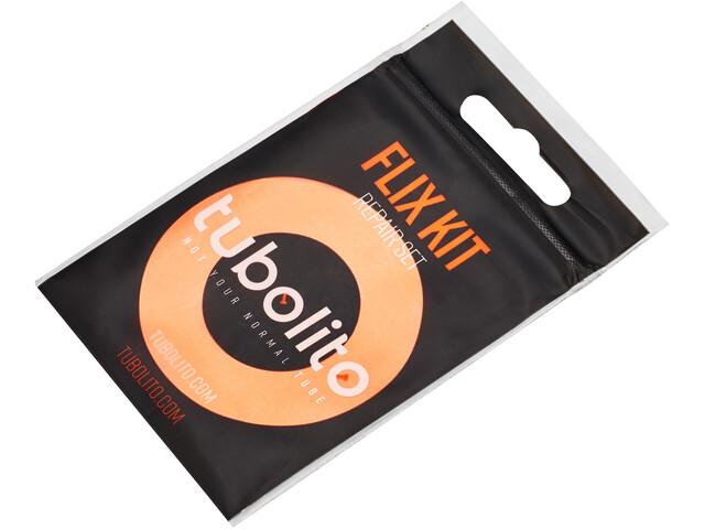 tubolito Tubo-Flix-Kit gennemsigtig